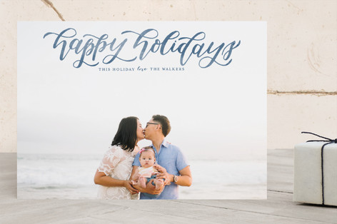 Offering of Peace Christmas Photo Cards