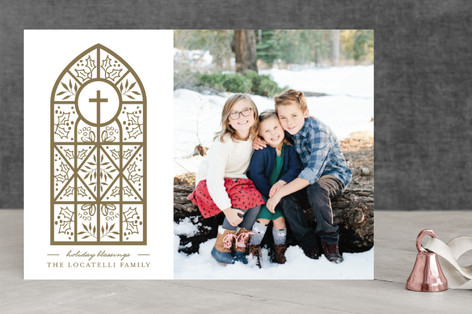 Season for Miracles Christmas Photo Cards
