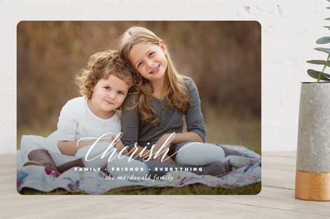 Precedence Christmas Photo Cards