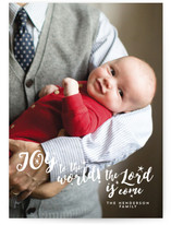 joy to the world the lo... by Christen Strang