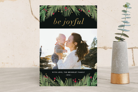 Spread Goodwill Christmas Photo Cards