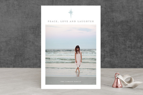 Peace be to You Christmas Photo Cards