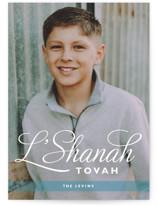 Scripted L'Shanah