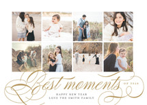 Best Moments New Year's Photo Cards (Retired)