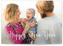 piace New Year's Photo Cards