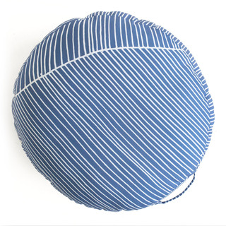 Round Floor Pillows   Minted