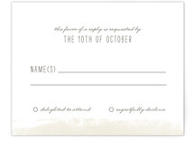 Moment in Time RSVP Cards