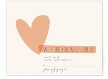 Simply Love RSVP Cards