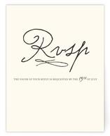 Love Letter RSVP Cards