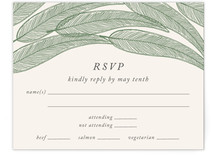 Sketched Leaves