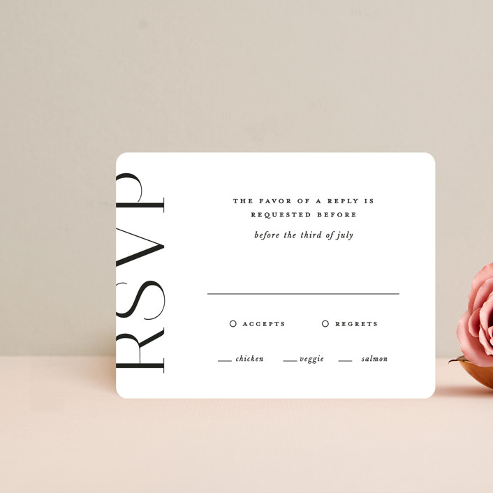 """""""Coupling"""" - Rsvp Cards in Cloud by Lauren Chism."""