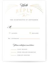 Arched wedding by Jennifer Wick