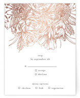 Sketched Bouquet