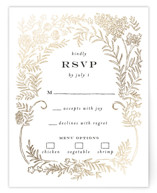 Lacy Meadow Ovals by Shiny Penny Studio
