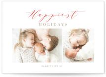 granita Holiday Photo Cards