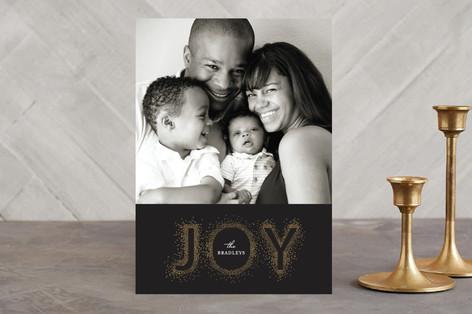 Glisten Holiday Photo Cards
