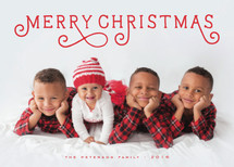 Christmas Wish Holiday Photo Cards (Retired)