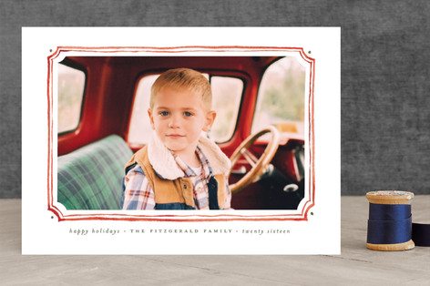 dashing all the way Holiday Photo Cards