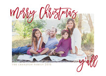 Southern Charm Holiday Photo Cards (Retired)