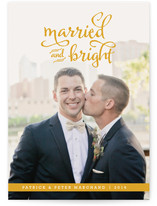 Married and Bright by Squareview Studios