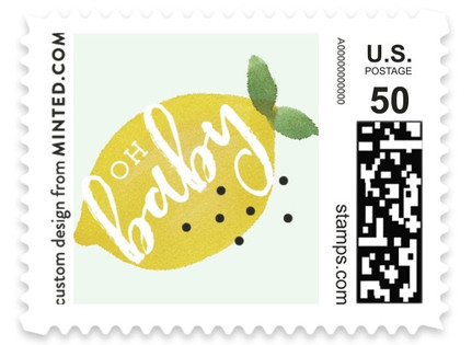 sweet lemon Baby and Kids Stamps