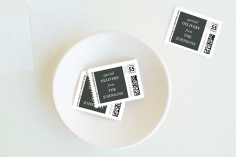 formal introduction Baby and Kids Stamps