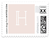 scalloped edge Baby and Kids Stamps