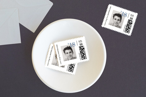 Yearly Baby and Kids Stamps