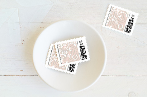 Japanese Garden Baby and Kids Stamps