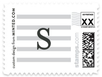 Classic Stripes Baby and Kids Stamps