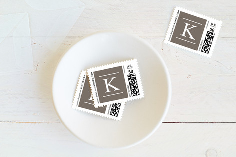 Linear Baby and Kids Stamps
