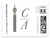 tasseled celebrations Baby and Kids Stamps