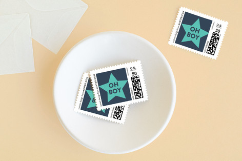 minimalist baby Baby and Kids Stamps