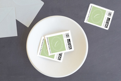 Elegant Dots Baby and Kids Stamps