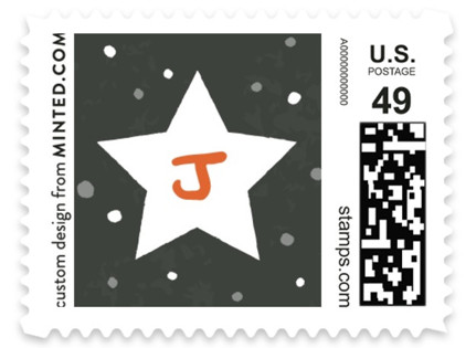 Blast Off Baby and Kids Stamps