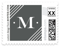 Classic Monogram Baby and Kids Stamps