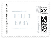 Sweet Introduction Baby and Kids Stamps
