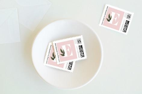 Botanical Name Baby and Kids Stamps