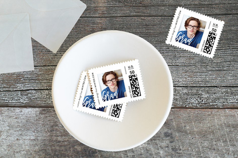 Grad Baby and Kids Stamps