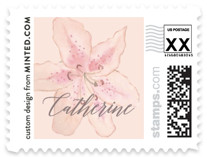 Spring Flowers Baby and Kids Stamps