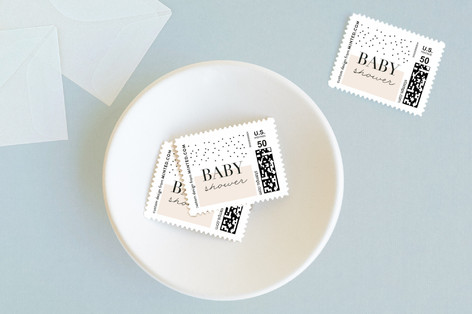 charming dots Baby and Kids Stamps