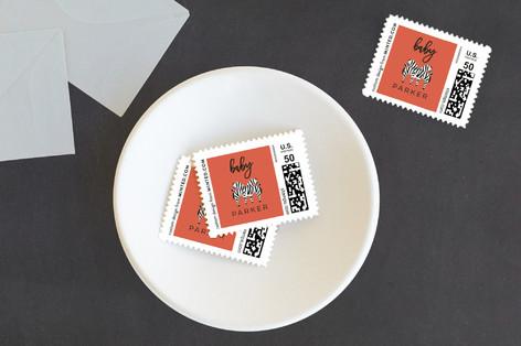 Maasai Mara Baby and Kids Stamps