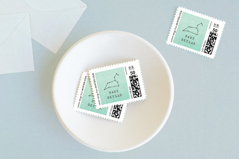 Little Leo Baby and Kids Stamps