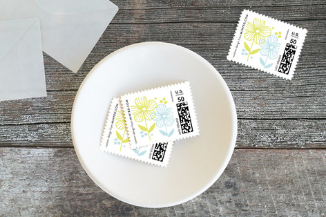 Busy Little Baby Baby and Kids Stamps