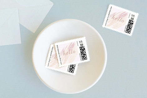 splattered celebration Baby and Kids Stamps