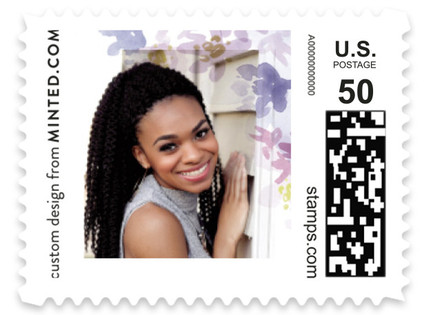 Baby Shower Stamps Us Postal Service ~ Floral bloom baby and kids stamps