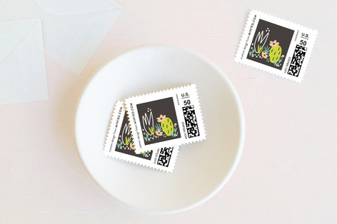 Agave Bebe Baby and Kids Stamps