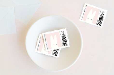 Bunny Tales Baby and Kids Stamps