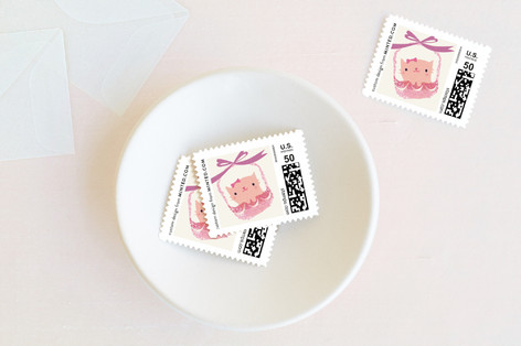 Balloons Baby and Kids Stamps