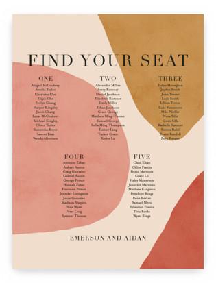 galeria Seating Charts